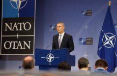 Столтенберг сообщил о рекордном военном присутствии США в Европе