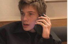 Высоцкая опубликовала редкое фото сына