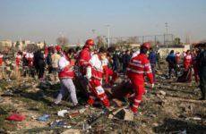 2 человека не сели на самолет, разбившийся под Тегераном