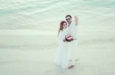 Александр Ревва женился четвертый раз. Видео