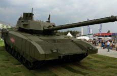 Daily Mail посчитала танк Т-14 «Армата» идеальным