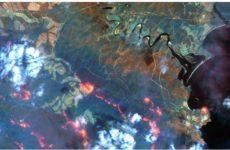 Экипаж МКС был шокирован масштабам пожаров в Австралии