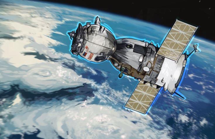 Экипаж МКС встретит Новый год в космосе пятнадцать раз 1