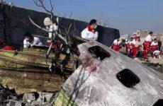 Эксперт пояснил повреждения на корпусе разбившегося в Иране лайнера