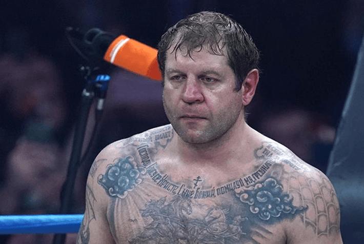 Емельяненко принял вызов на бой от Кадырова 1