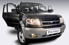 «УАЗ-Патриот» обменял проходимость на автомат
