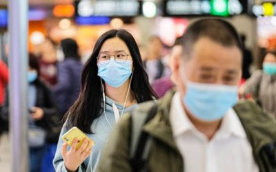 Температура на границе: Благовещенск китайским вирусом не запугаешь
