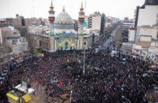 Протесты в Тегеране: Новую «арабскую весну» принесли на крыльях сбитого Boeing