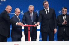 Путин и Эрдоган открыли газопровод «Турецкий поток»