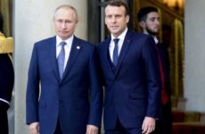 Путин и Макрон призывают приложить усилия, чтобы сохранить ядерную сделку с Ираном