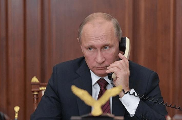 Путин и Меркель по телефону обсудили дальнейшие контакты 1