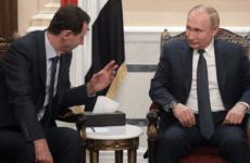 Путин предложил Асаду позвать Трампа в Дамаск