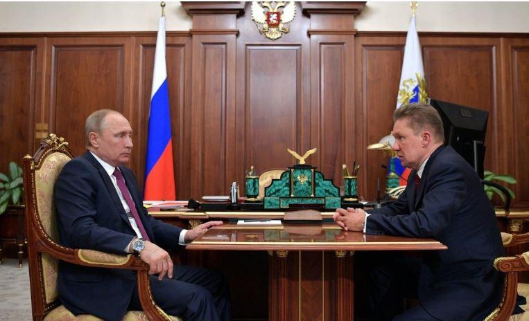 РФ сможет своими силами достроить газопровод «Северный поток — 2» 1