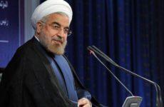 Роухани уверен, что учения ВМС Ирана, России и Китая заставили США нервничать