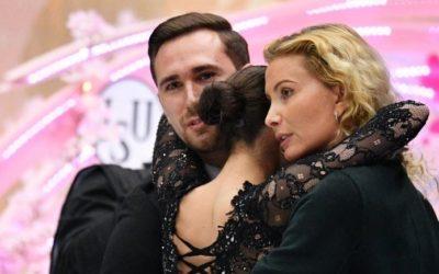 Штаб Тутберидзе отреагировал на критику со стороны поклонников Загитовой