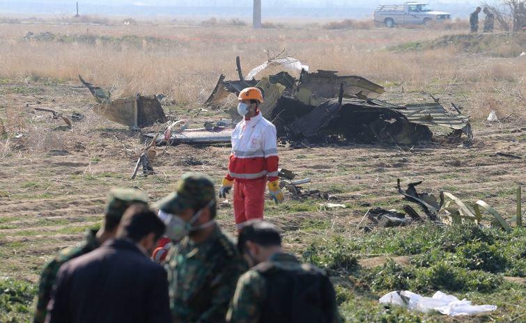 Система ПВО Ирана посчитала украинский «Боинг» за крылатую ракету 1