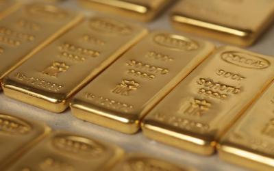 Стоимость золота побила рекорд 2013 года