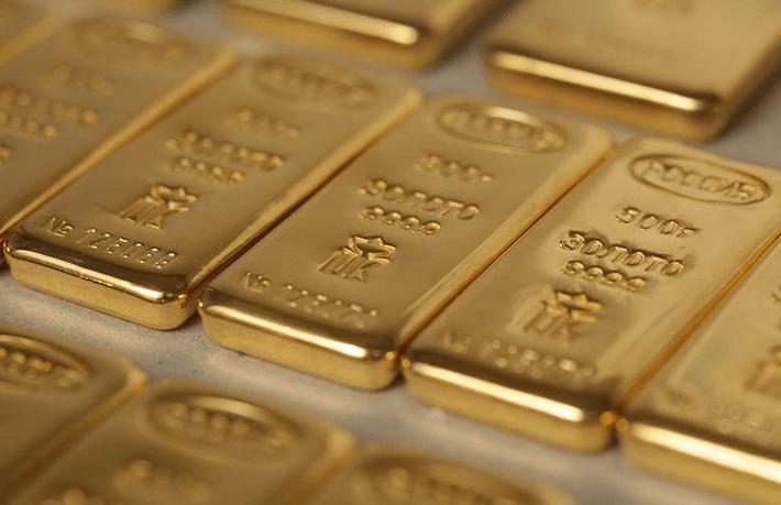 Стоимость золота побила рекорд 2013 года 1
