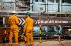 «Турецкий поток» направил российский газ в Северную Македонию и Грецию