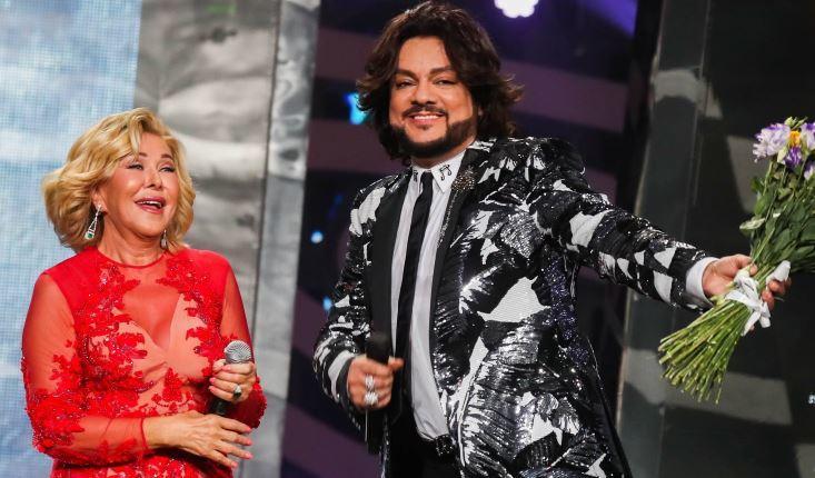 Успенская сообщила, что может выйти замуж за Киркорова 1