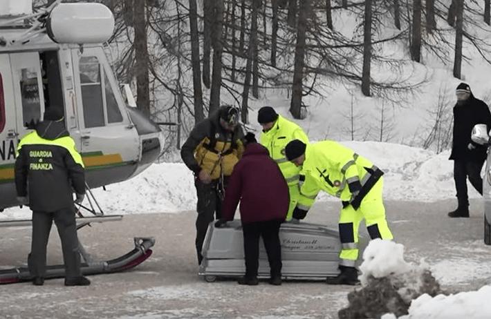 В Италии четыре человека погибли под лавинами 1