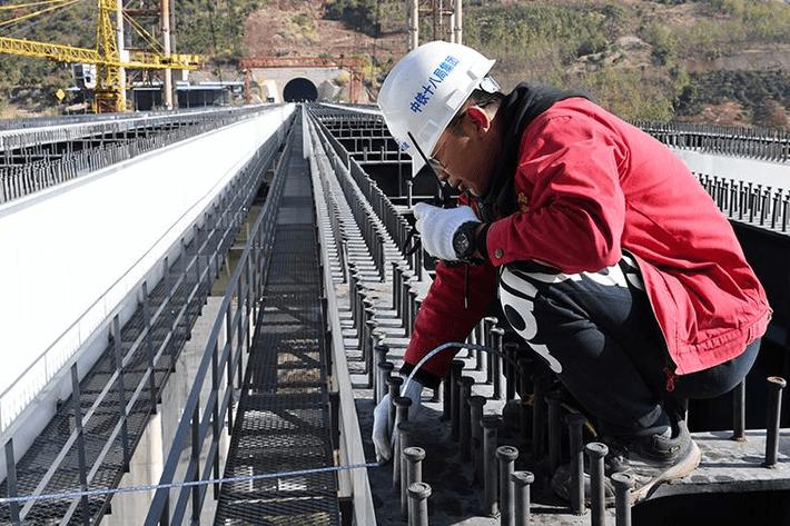 В Китае заработала скоростная железная дорога в рамках подготовки к ОИ-2022 1