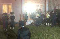 Вооруженный мачете неизвестный напал на прихожан синагоги в Нью-Йорке