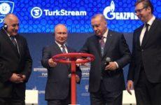 Вучич сообщил о выгодах Сербии от «Турецкого потока»