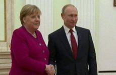 Welt: в отношениях России и Германии происходит новое сближение