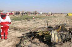 Записи с черного ящика сбитого украинского «Боинга» перевезут из Ирана во Францию