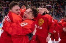 Сборная РФ впервые победила в медальном зачете юношеской Олимпиады