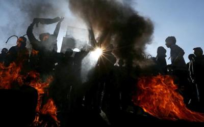 В Израиле прозвучала ракетная тревога на фоне массовых беспорядков