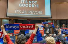 Европарламент проголосовал за выход Великобритании из ЕС