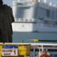 В Италии у пассажиров круизного лайнера коронавирус не подтвердился