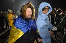 Беженцы из Украины стали третьими по численности в США