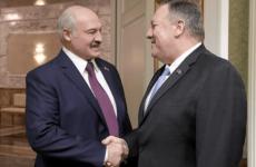 Помпео заявил о готовности США обеспечить Белоруссию нефтью на 100%