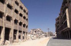 Несколько журналистов пострадали в сирийском Алеппо