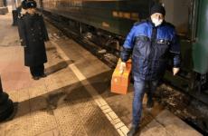 Последний поезд Пекин–Москва прибыл в РФ без пассажиров
