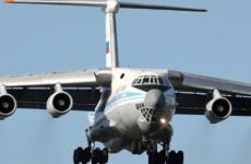 Первый самолет ВКС России прибыл в Ухань для эвакуации граждан