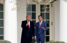 Трамп и Гуайдо встретились в Белом доме