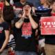 Больше половины американцев верят в переизбрание Трампа