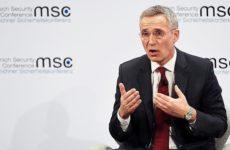 Столтенберг заявил о стремлении к улучшению отношений с Россией