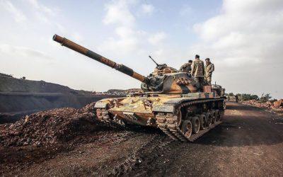 Российский источник сообщил о передаче турецкой техники в Идлибе боевикам