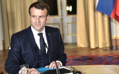 Макрон призвал Запад перестать «постоянно блокировать» РФ