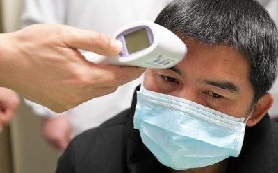 В Китае сообщили о возможности заразиться коронавирусом в закрытом помещении