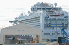 Еще двое россиян на судне Diamond Princess оказались заражены коронавирусом