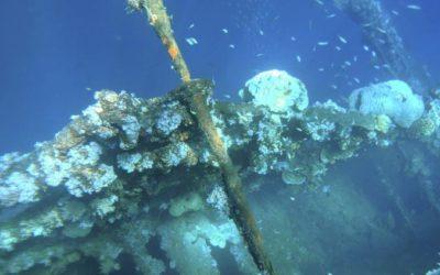 Три самолета ВВС США обнаружили на дне лагуны в Микронезии спустя 76 лет