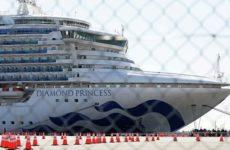 Россияне с круизного лайнера Diamond Princess возвращаются домой
