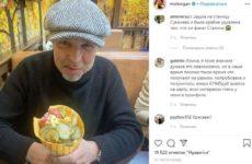Фото постаревшего Сукачева за ужином на заправке удивило поклонников