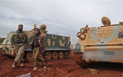 Эрдоган считает ситуацию в сирийском Идлибе войной